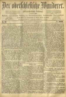 Der Oberschlesische Wanderer, 1901, Jg. 74, No. 226