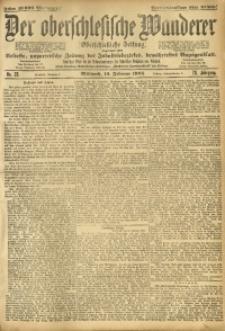 Der Oberschlesisce Wanderer, 1904, Jg. 76, No. 33