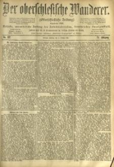 Der Oberschlesische Wanderer, 1901, Jg. 74, No. 237