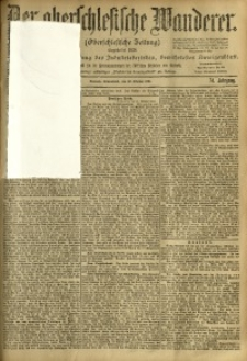 Der Oberschlesische Wanderer, 1901, Jg. 74, No. 238