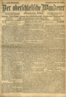 Der Oberschlesisce Wanderer, 1904, Jg. 76, No. 73
