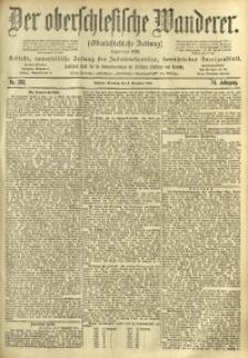 Der Oberschlesische Wanderer, 1901, Jg. 74, No. 280