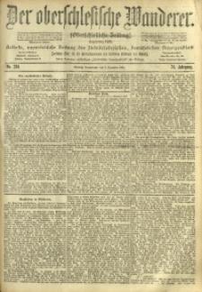 Der Oberschlesische Wanderer, 1901, Jg. 74, No. 284