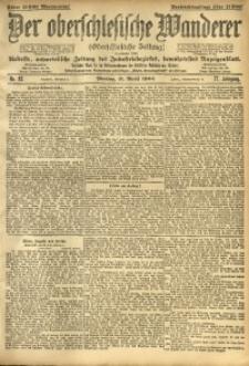 Der Oberschlesische Wanderer, 1904, Jg. 77, No. 82
