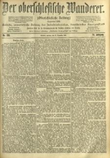 Der Oberschlesische Wanderer, 1901, Jg. 74, No. 289