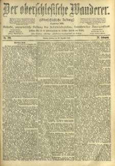 Der Oberschlesische Wanderer, 1901, Jg. 74, No. 295