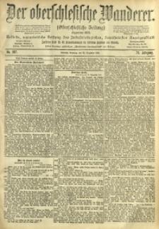 Der Oberschlesische Wanderer, 1901, Jg. 74, No. 297