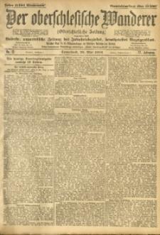 Der Oberschlesisce Wanderer, 1904, Jg. 76, No. 121
