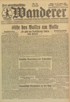 Der Oberschlesische Wanderer, 1923, Jg. 95, Nr. 21