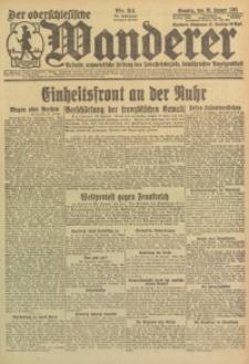 Der Oberschlesische Wanderer, 1923, Jg. 95, Nr. 24