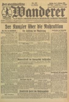 Der Oberschlesische Wanderer, 1923, Jg. 95, Nr. 27
