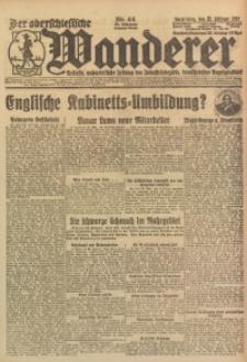 Der Oberschlesische Wanderer, 1923, Jg. 95, Nr. 44
