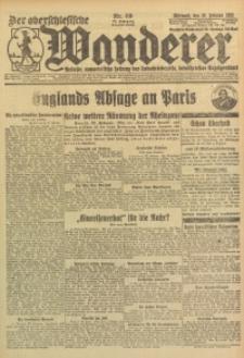 Der Oberschlesische Wanderer, 1923, Jg. 95, Nr. 49