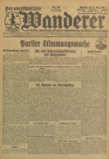 Der Oberschlesische Wanderer, 1923, Jg. 95, Nr. 67