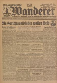 Der Oberschlesische Wanderer, 1923, Jg. 95, Nr. 73