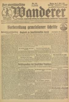 Der Oberschlesische Wanderer, 1923, Jg. 95, Nr. 81