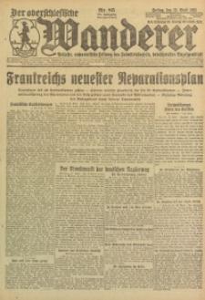 Der Oberschlesische Wanderer, 1923, Jg. 95, Nr. 85