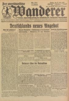 Der Oberschlesische Wanderer, 1923, Jg. 95, Nr. 114