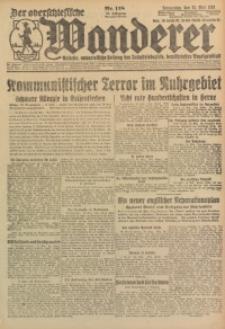 Der Oberschlesische Wanderer, 1923, Jg. 95, Nr. 118