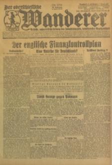 Der Oberschlesische Wanderer, 1923, Jg. 95, Nr. 178