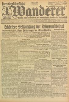 Der Oberschlesische Wanderer, 1923, Jg. 95, Nr. 188