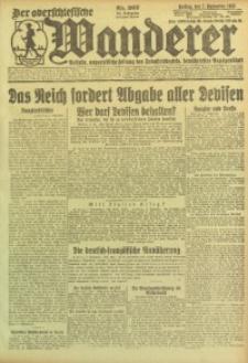 Der Oberschlesische Wanderer, 1923, Jg. 95, Nr. 207