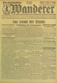 Der Oberschlesische Wanderer, 1923, Jg. 95, Nr. 214