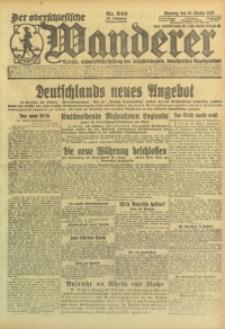 Der Oberschlesische Wanderer, 1923, Jg. 95, Nr. 240