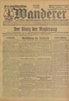 Der Oberschlesische Wanderer, 1923, Jg. 95, Nr. 272