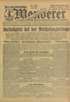 Der Oberschlesische Wanderer, 1923, Jg. 95, Nr. 273