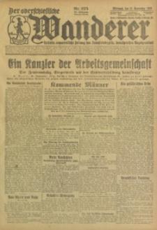 Der Oberschlesische Wanderer, 1923, Jg. 95, Nr. 275