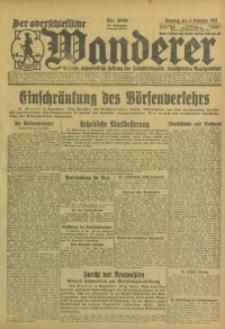 Der Oberschlesische Wanderer, 1923, Jg. 95, Nr. 280