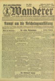 Der Oberschlesische Wanderer, 1923, Jg. 95, Nr. 283