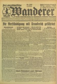 Der Oberschlesische Wanderer, 1923, Jg. 95, Nr. 300