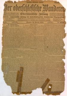Der Oberschlesische Wanderer, 1905, Jg. 77, No. 12