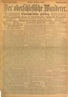 Der Oberschlesische Wanderer, 1905, Jg. 77, No. 17