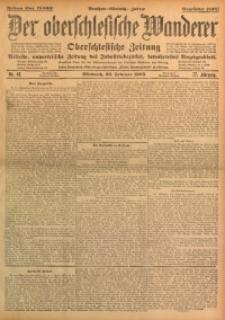 Der Oberschlesische Wanderer, 1905, Jg. 77, No. 43