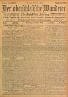 Der Oberschlesische Wanderer, 1905, Jg. 77, No. 71