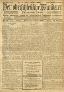 Der Oberschlesische Wanderer, 1906, Jg. 79, Nr. 207