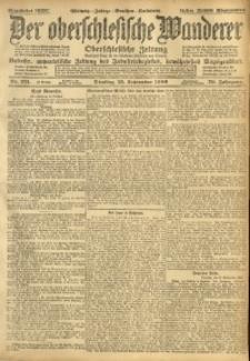 Der Oberschlesische Wanderer, 1906, Jg. 79, Nr. 221
