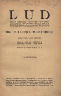 Lud. Seria 2, T. 8 (1929) = T. 28