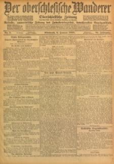 Der Oberschlesische Wanderer, 1908, Jg. 81, Nr. 5