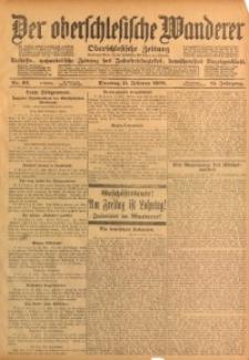 Der Oberschlesische Wanderer, 1908, Jg. 81, Nr. 34