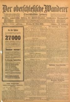 Der Oberschlesische Wanderer, 1908, Jg. 81, Nr. 74