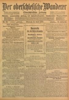 Der Oberschlesische Wanderer, 1908, Jg. 81, Nr. 88