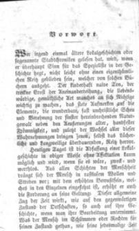 Denkwürdigkeiten aus der Geschichte der Stadt u. Standesherrschaft Wartenberg