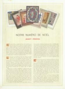 L'Illustration 1928, 86 Annee, numero de noel [nr 4444]