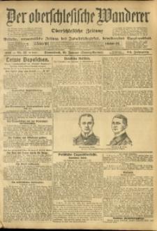Der Oberschlesische Wanderer, 1911, Jg. 84, Nr. 17