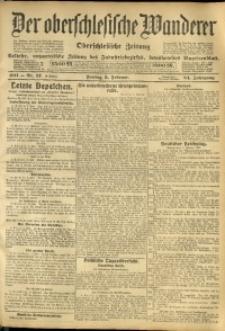Der Oberschlesische Wanderer, 1911, Jg. 84, Nr. 27