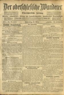 Der Oberschlesische Wanderer, 1911, Jg. 84, Nr. 62